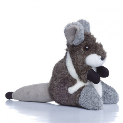 Beau Bridled Nail-Tailed Wallaby -Soft Toy