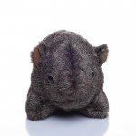 Bruce Hairy Nose Wombat - Soft Toy