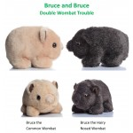 Bruce and Bruce - Double Wombat Trouble - Soft Toys