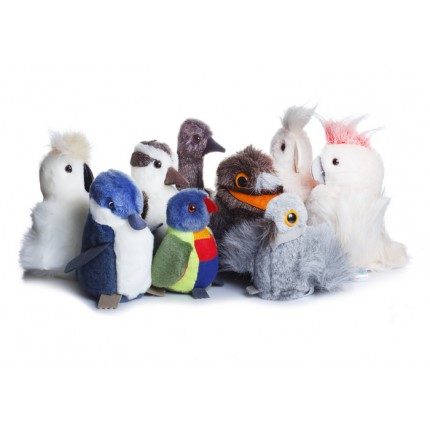 Feather Gang - Soft Toys