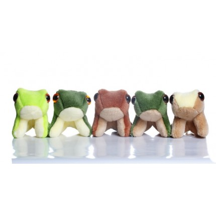 Froggy Five - Soft Toys