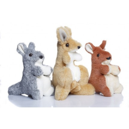 KJ Kangaroo - SoftToy