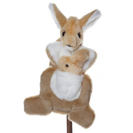 Kate Kangaroo & Joey  - Puppet LARGE