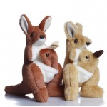 Kath Kangaroo and Joey- Soft Toy