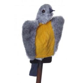 Mitch Yellow Robin - Puppet