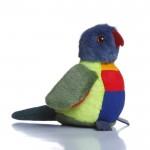Rebel Rainbow Lorikeet - Soft Toy