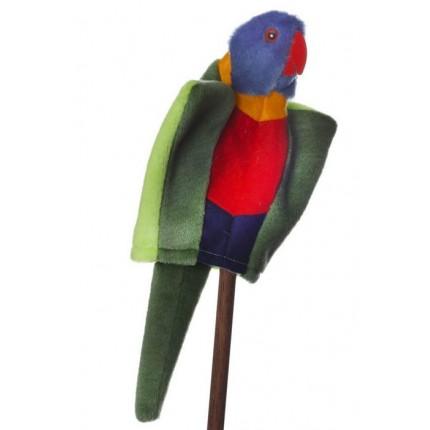 Rebel Rainbow Lorikeet - Puppet
