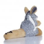 Rocky Yellow Footed Rock Wallaby - Soft Toy