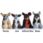 Wallaby Gang - Soft Toys